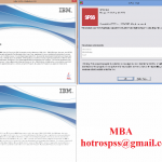 Links download SPSS, AMOS free for studying